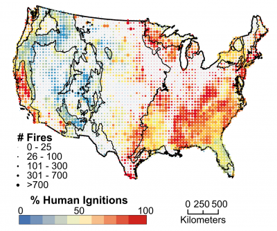 Humans Blamed for Starting Most Wildfires in the U.S. | YubaNet