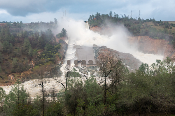 Oroville Spillway Incident – Live Updates | YubaNet