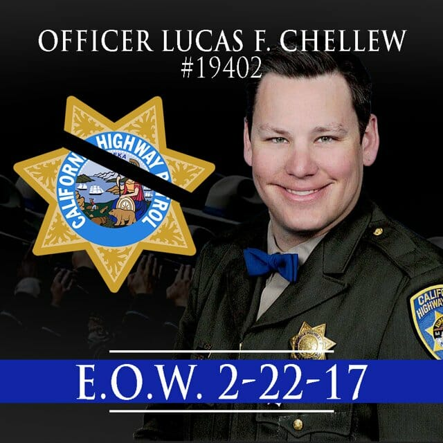 Bell toll ceremony honors CHP officer who died after south Sacramento chase