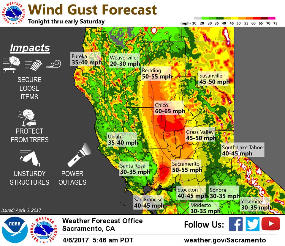 ICYMI: Storm Prep Resources, Sandbag Locations for Nevada