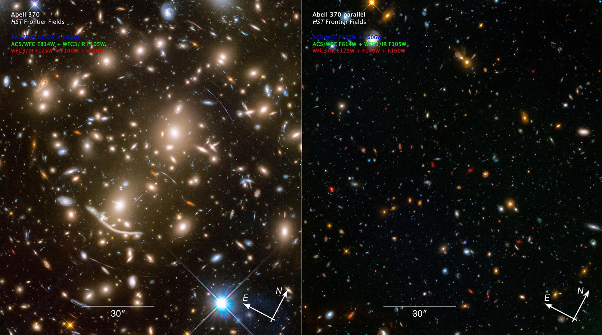 A Lot Of Galaxies Need Guarding In This NASA Hubble View YubaNet - 30 amazing photos ever taken nasa