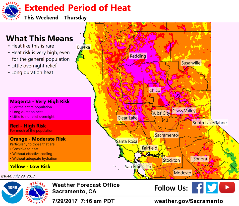 Heat wave to hit Western Washington this week