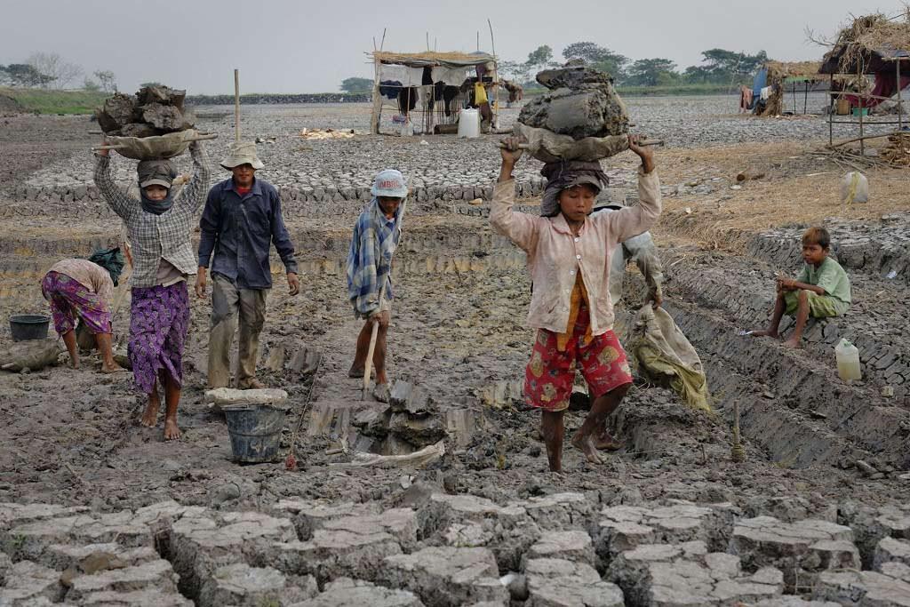 ILO report: 40 million still trapped in modern slavery