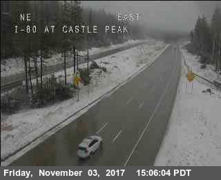 Caltrans Advises Motorists to Expect Winter Driving