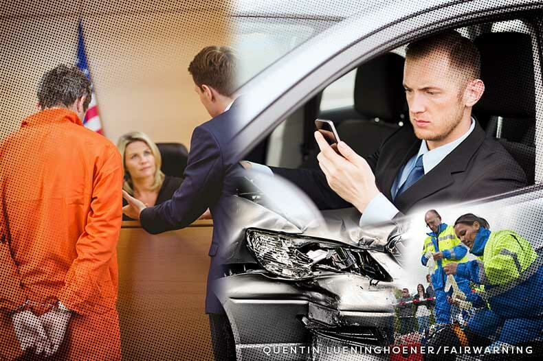 Texting While Driving >> What Happens When a Driver Kills Someone While Fiddling ...