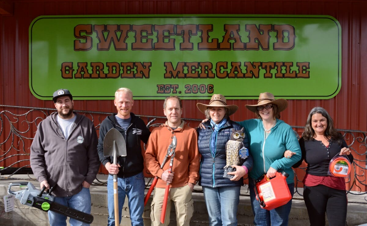 Bon April 9, 2018 U2013 Sweetland Garden Mercantile Has Dramatically Expanded!  Twelve Years Ago, Darlene Markey, A Local School Teacher And Avid Gardener  Walked ...