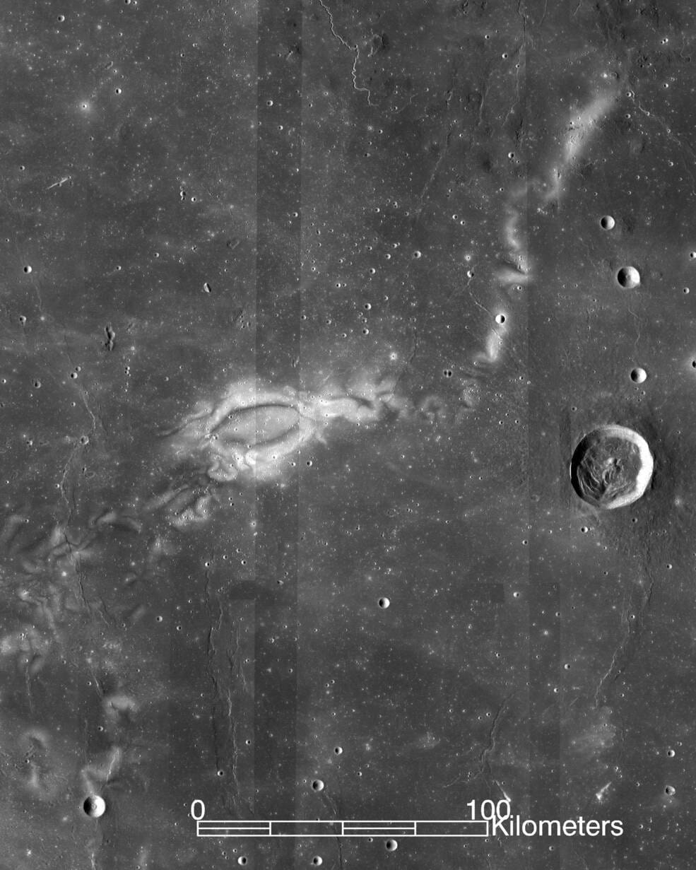 Lunar Swirls Point to the Moon's Volcanic Magnetic Past