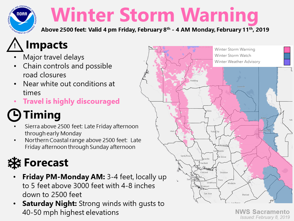 Winter Storm Warning Bring It On Says >> Winter Storm Warning For This Afternoon Through Monday Morning Yubanet