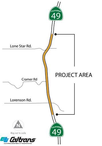 Caltrans Seeks Public Feedback on Proposed Highway 49 Project | YubaNet