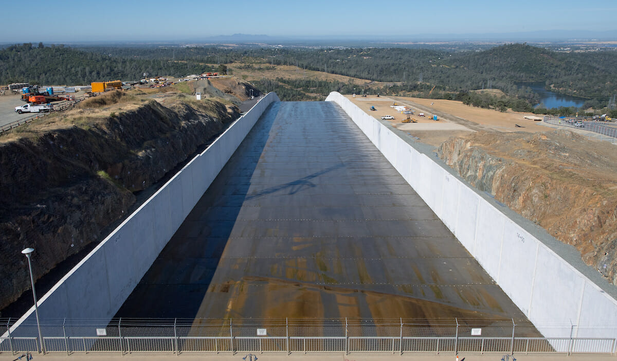CalOES Submits Oroville Spillways Reimbursement Appeal | YubaNet