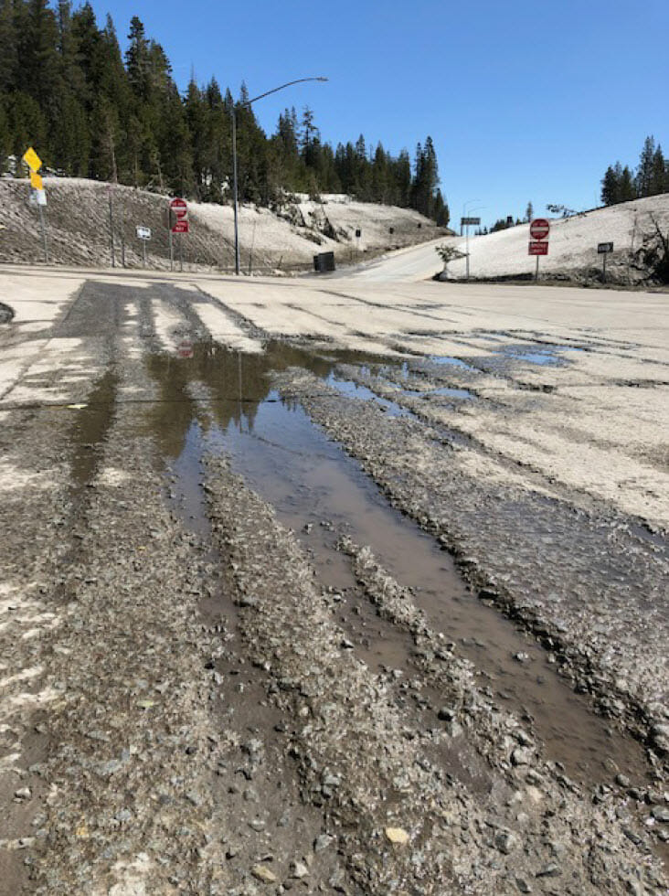 I-80 Boreal Westbound Onramp Scheduled for Extended Closure