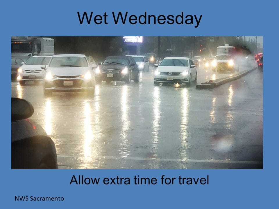 hot sale online 9b885 b4c4c Wet Wednesday with thunderstorms possible later this ...