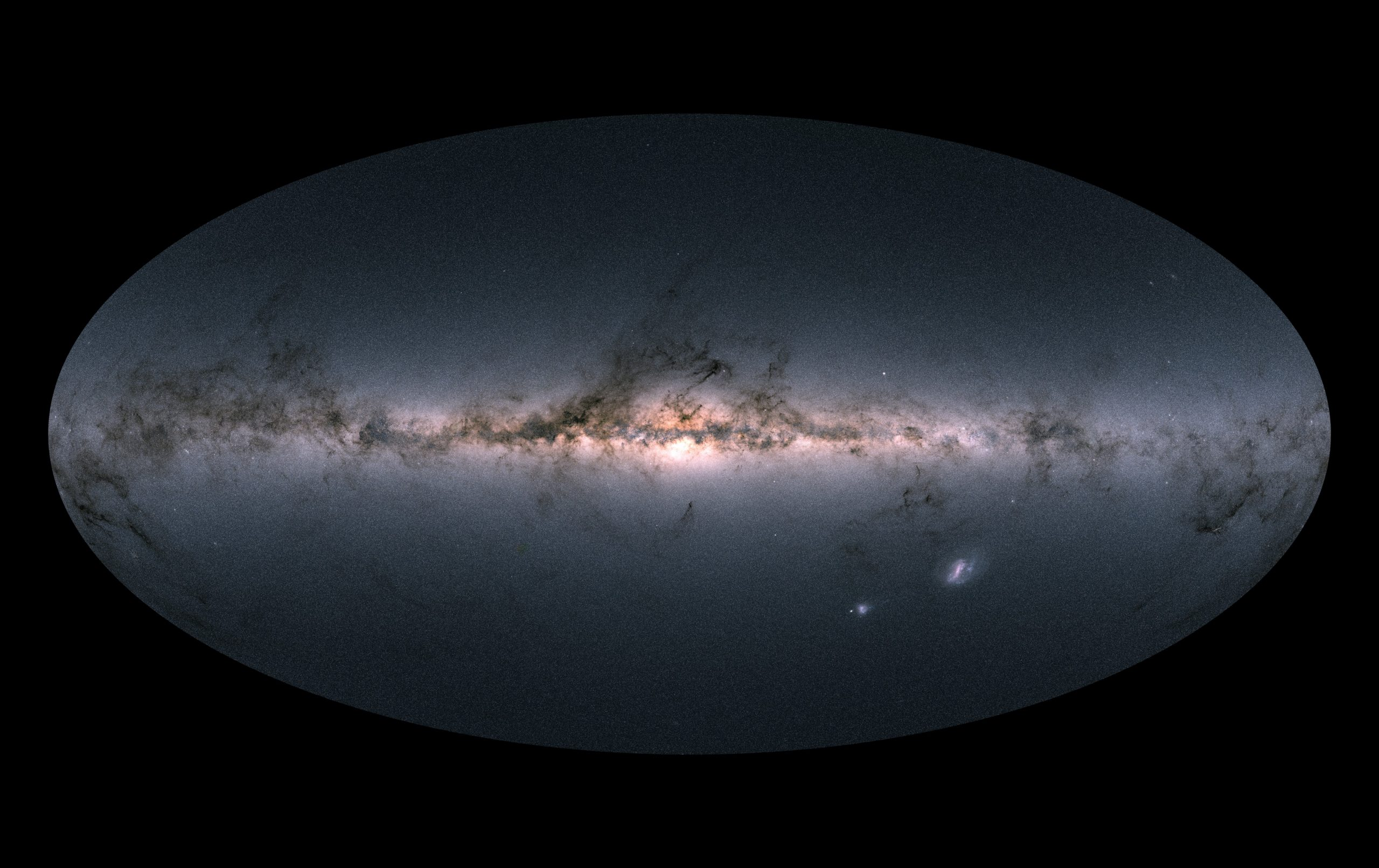 One billion stars and counting – the sky according to Gaia